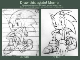 Before and After by DanielasDoodles