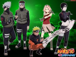 Team Kakashi by YorkeMaster