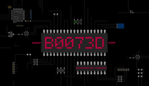 New Business Card Design by B0073D