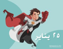 25 Jan SuperHero by 3Ali