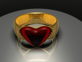 Heart Ring by Guardian-of-Azarath