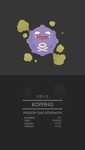 Koffing by WEAPONIX
