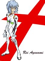Rei Ayanami by Valkyrie1981