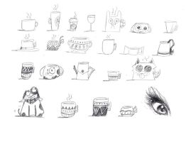 Cups by hcontrary