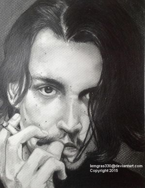 Johnny Depp 2 by lemgras330