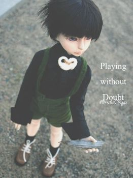Playing without Doubt nro.2 by AKDoll