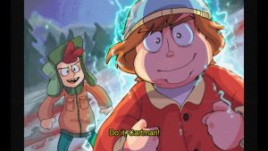 SP Screenshot Cartman by real-faker