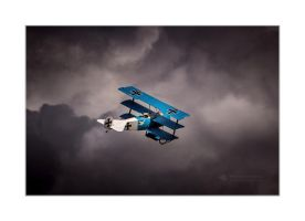Captain  of the Clouds by BrunoCHATARD