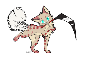 Cute but Creepy Adopt (Closed) by Spoopy-Adopts