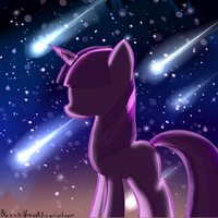 Twilight Sparkles by Blaisie