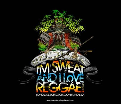 SMRAI LUV REGGAE - IRONIC by bayoukansil