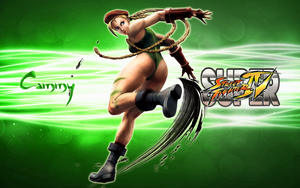 Super Street Fighter 4 Cammy by CrossDominatriX5
