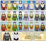 39-armor set for comipo by Lady-Aurora-Moon