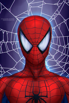Spider Man by draftkid