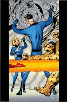 fantastic four essential alan davis by namorsubmariner