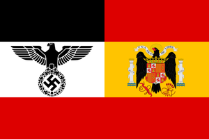 Hispanic-German Union by 3D4D