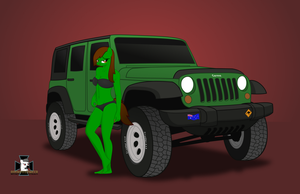 Carmas Crusher Jeep by BRONYVAGINEER