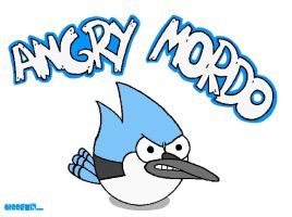 ANGRY MORDO by Dreedwin