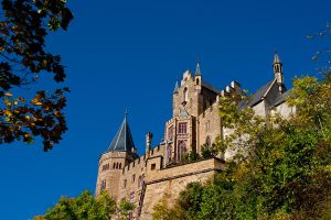 Hohenzollern Castle II by DeviantTeddine