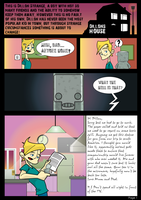 HYSC Page 1, The find by spiers84