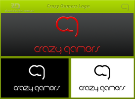 Crazy Gamers Logo by nekarg