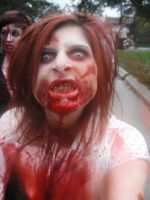 Toronto Zombie Walk 2011 by itashleys-makeup