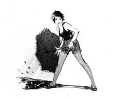 Parasol by Blind-and-Crooked