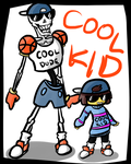 Cool Kid by Lost-Paperclip