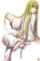 Enkidu - Fate by Kur0-sakura