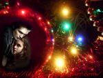Edward and Bella Christmas by leiptz
