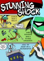 Stunning Shock Cover 1 by BoscoloAndrea