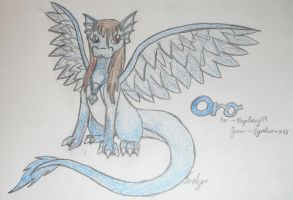 Oro~Chan by BlueEvelyn