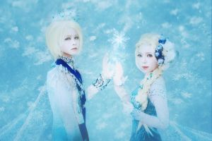 Frozen 2 by chinhy-sou