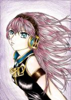Love Letter - Megurine Luka by Nisai