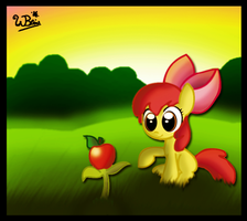 Apple Flower? by NeonCabaret