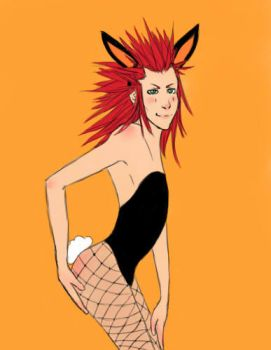 Axel's Halloween Costume by Yes-No-Maybe-13