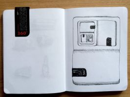 Sketchbooks by Anapath