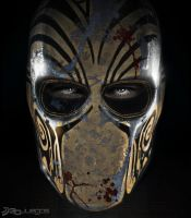 Army Of T.W.O.: The Devil's Cartel Mask (2) by Scarlighter