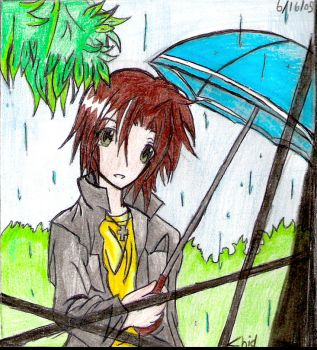 ::Rainy Days::Kanone Hilbert by Darkchid