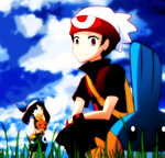 Pokemon Ruby and Sapphire by GreedyDeviant
