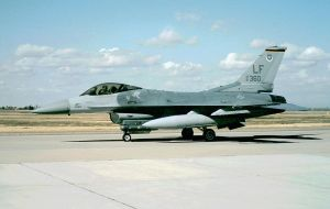 FY 1987 Block 42 F-16 No. 4 by F16CrewChief