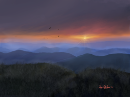Great Smoky Mountains by Sillybilly60