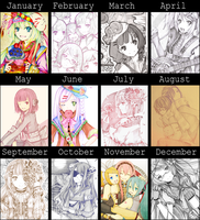 2011 Art Summary by shirasaki