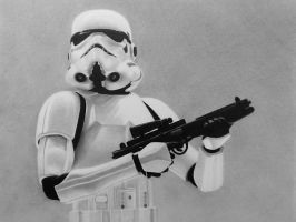 Stormtrooper by Statham75
