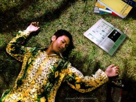 When I Fell School Is Boring by anugerah-ilahi