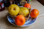 Pears and Clementines II by Eliweisz