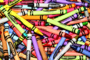 Crayola is the best! by ExposeTheBeauty