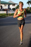 Passion for running by SurinameBlogger