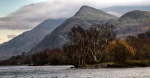 Llanberis Peaks by CharmingPhotography