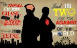 The Brain and the Heart- BBC Sherlock Wallpaper by BradyMajor